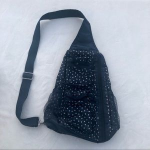 thirty-one Slingback Bag Navy crossover backpack